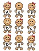 Gingerbread Man ABCs and 123s