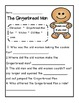 Gingerbread Man Assesssment