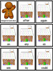 Gingerbread Man Backpack Friend