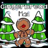 Gingerbread Man Book Companion