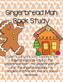 Gingerbread Man Book Study