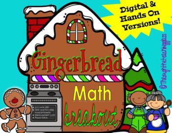Gingerbread Man Breakout