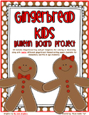 Gingerbread Man Bulletin Board Project