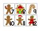Gingerbread Man Calendar