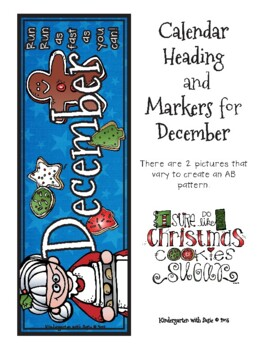 December Calendar Craft and MORE