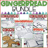 Gingerbread Man Activities Bundle