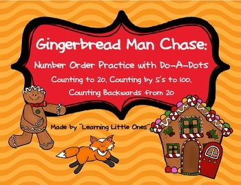Gingerbread Man Chase