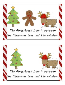 Gingerbread Man Common Core based Math & Lang. Arts Activities Pack