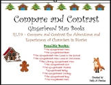 Gingerbread Man Compare and Contrast Adventures of Charact