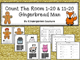 Gingerbread Man Count The Room