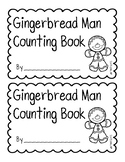 Gingerbread Man Counting Book 1-10