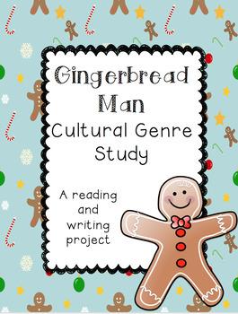 Gingerbread Man Cultural Genre Study