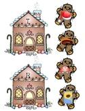 Gingerbread Man Ending Sounds Match