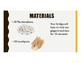 Gingerbread Man - Engineering Design Challenge - Marshmall