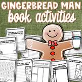 Gingerbread Man Extension Activities (12 in 1)