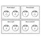 Gingerbread Man Feelings / Emotions Task Cards