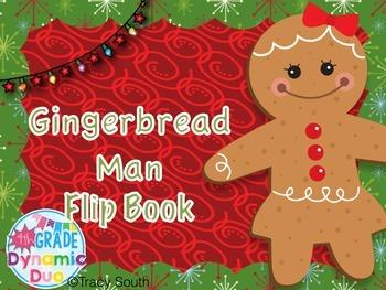 Gingerbread Man Flipbook