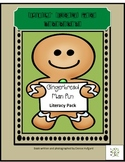 Gingerbread Man Fun {Literacy Pack}
