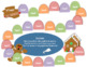 Gingerbread Man Game Board--Editable! Print & Practice Sight Words & More!
