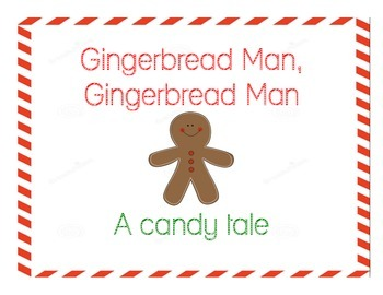 Gingerbread Man, Gingerbread Man About Unknown Words