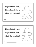Gingerbread Man, Gingerbread Man, What Do You See?
