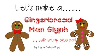 Gingerbread Man Glyph Power Point