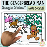 Gingerbread Man Google Slides™ | Distance Learning