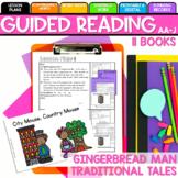 SEESAW Preloaded Gingerbread Man Guided Reading Levels AA-J