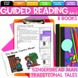 SEESAW Preloaded Gingerbread Man Guided Reading Levels AA-J