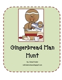 Gingerbread Man Hunt