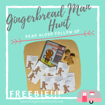 Gingerbread Man Hunt ~FREEBIE~