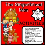 Gingerbread Man Inspired Thematic Unit for Pre-K and Homeschool