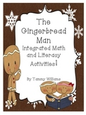Gingerbread Man Integrated Math and Literacy Activities