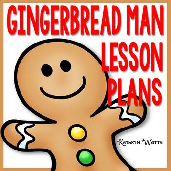 Gingerbread Man Lesson Plans #thankful4u