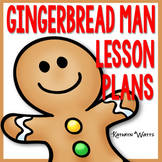 Gingerbread Man Lesson Plans