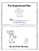 Gingerbread Man Leveled Readers & Interactive Books