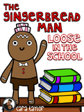 Gingerbread Man Loose in the School by Laura Murray ~ Book Study