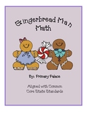 Gingerbread Man Math Games