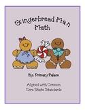 Gingerbread Man Math Games