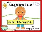 Gingerbread Man Math & Literacy Fun Learning Activities, G