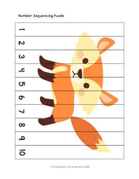 Gingerbread Man Math Pack