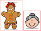 Gingerbread Man Measure The Room
