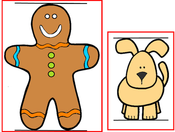 Gingerbread Man Measure The Room