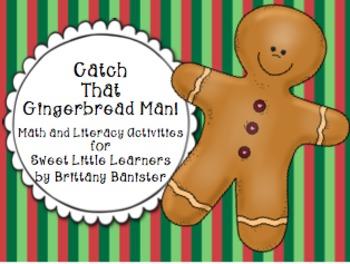 Gingerbread Man Mega Pack