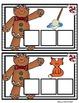 Gingerbread Man: Mini Word Work for CVC Words