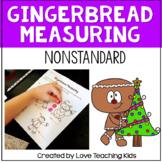 Gingerbread Man Measurement Activity- Nonstandard
