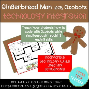 Gingerbread Man Ozobots