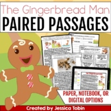 Gingerbread Man Paired Passages