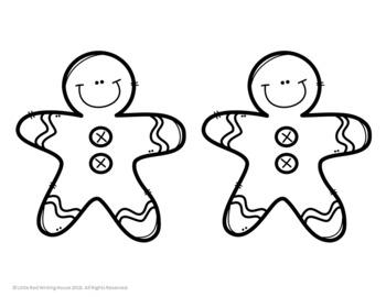 Gingerbread Man Persuasive Writing