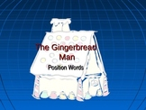 Gingerbread Man Position Activity Powerpoint